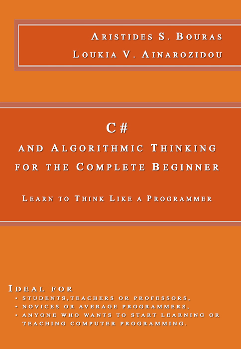 algorithmic thinking Experienced computer scientists analyze and solve computational problems at a  level of abstraction that is beyond that of any particular programming language.