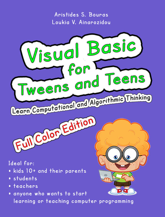 Visual Basic for Tweens and Teens – Aristides S  Bouras